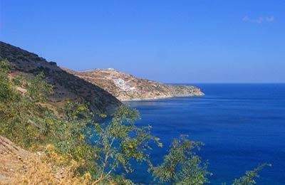 Rhodes a Vathi Samos
