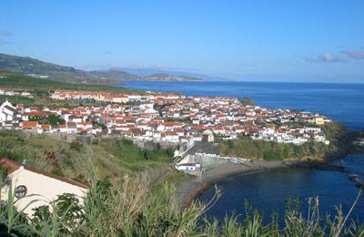 traghetto per Villa do Porto