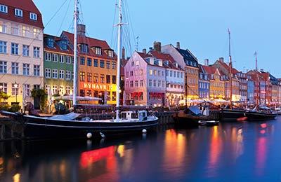 Traghetti Danimarca