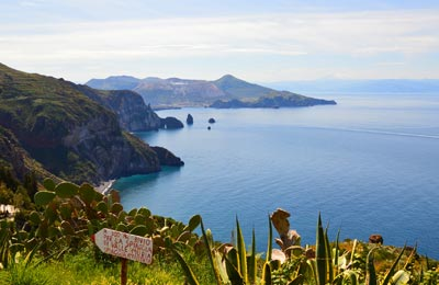 Napoli a Stromboli