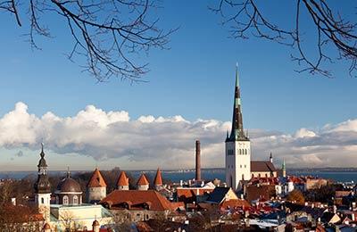 Traghetti Tallinn