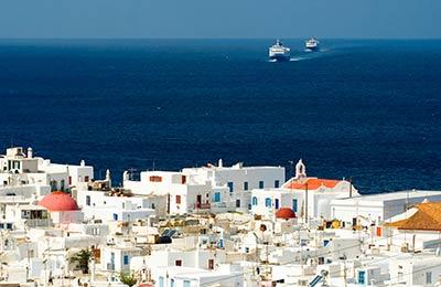 Piraeus a Samos/Vathi