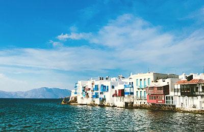 La Piccola Venezia a Mykonos