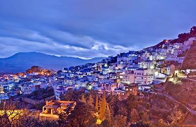 Tanger Ville a Tarifa