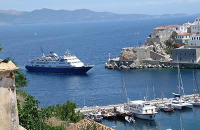Traghetti Isole Saroniche