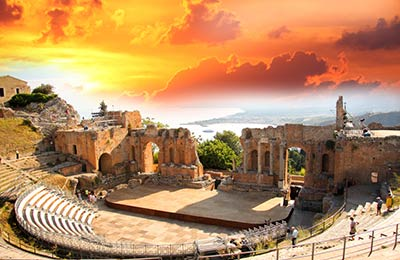 Tunis a Palermo