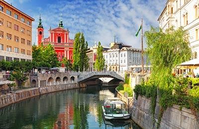 Traghetti per Slovenia