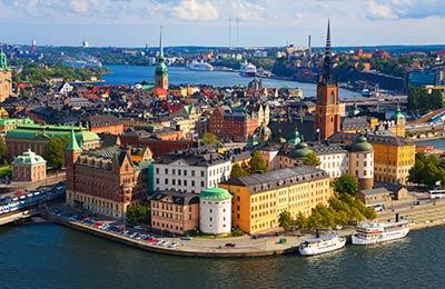 Traghetti Svezia