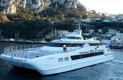 Da Salerno a Capri