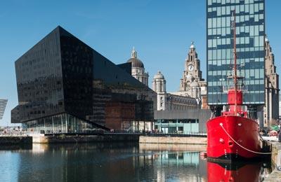 Liverpool Birkenhead traghetto Economici