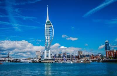Traghetti per Portsmouth Economici